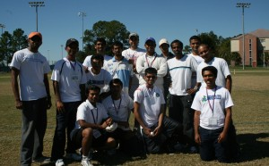 Gator Cricket Club team