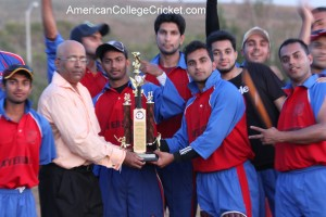 Ryerson University - 2011 North East Champions