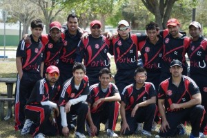 York University Lions Cricket team, 2010 American College Cricket Champions, Shiv Chanderpaul Trophy winners