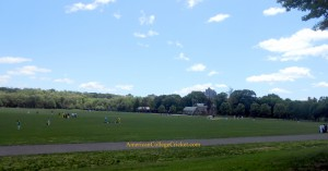 Parade Ground,Van Cortland Park,Bronx, NYC