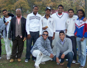 American College Cricket All stars Oct 2009