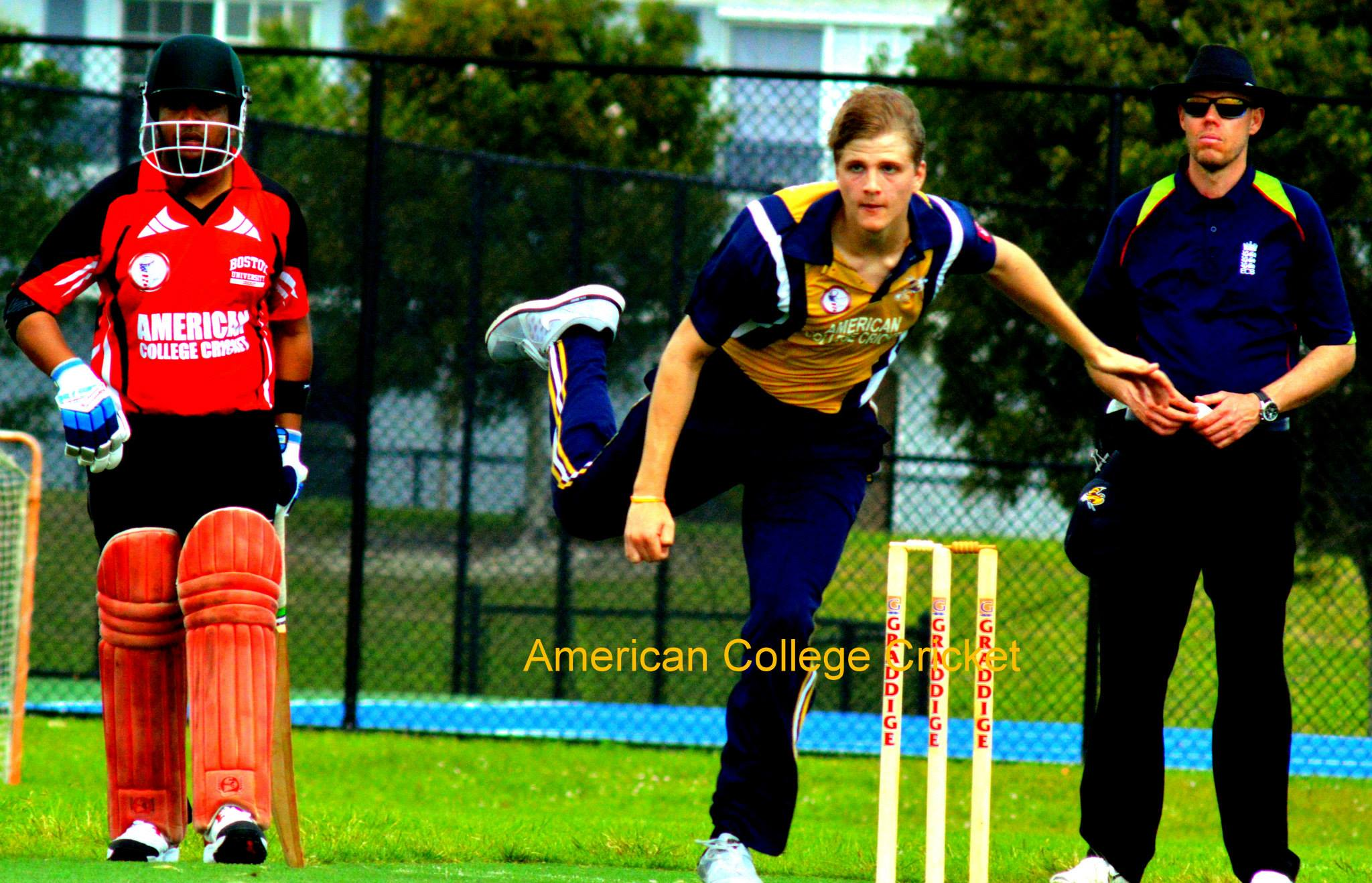 Ecb Umpire Billy Taylor Returns For His 5th American College