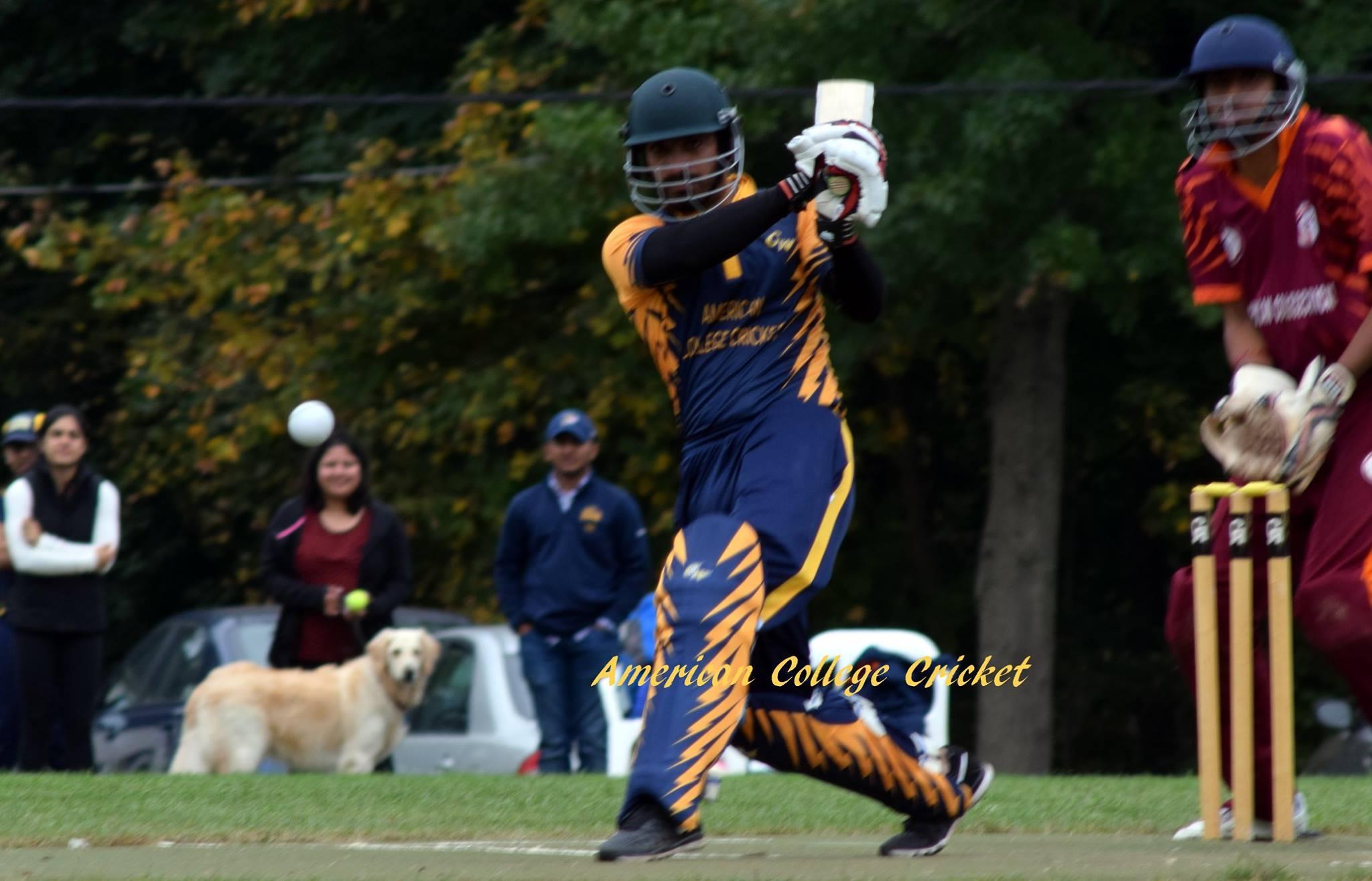 American College Cricket